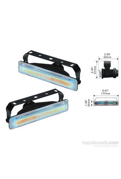 ModaCar Colormatic Camlı Sis Lambası 427001