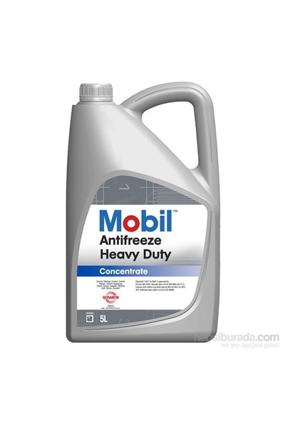 Mobil Antifreeze Heavy Duty 5lt Antifiriz