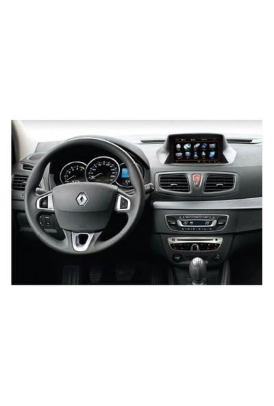 Necvox Dva 9944 Hd Renault Megane 3 Black Edition 7 Inch Navigasyonlu Multimedya
