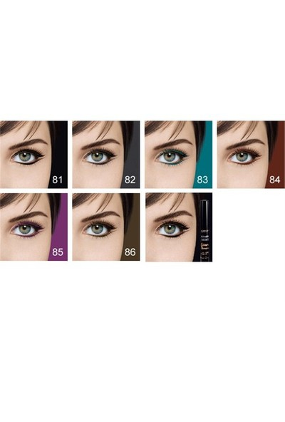 Bourjois Eye Liner Clubbing - 82 Noir a Effet