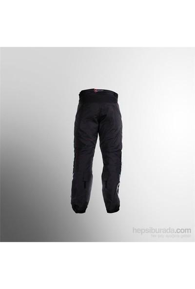 Xrider 1091 Cordure Kumaştan CE Sertifikalı Korumalı Su Geçirmez Pantolon