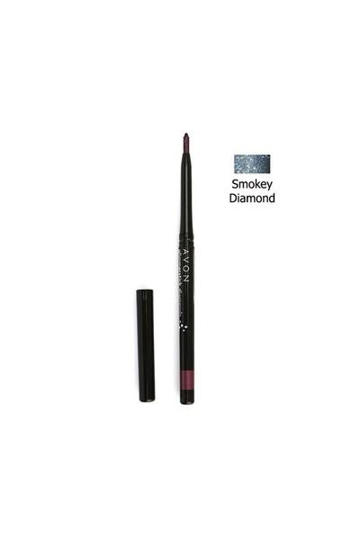 Avon Diamonds Aç Kapa Pırıltılı Göz Kalemi Smokey Diamond