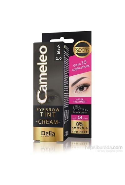 Delia Cameleo Kaş Boyası Krem Black 15 Ml