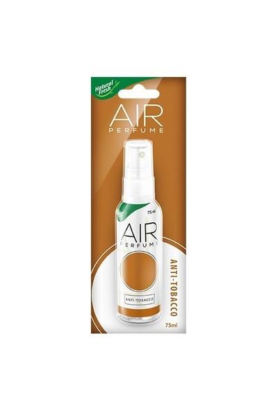 Air Perfume on Blister Antitabacco
