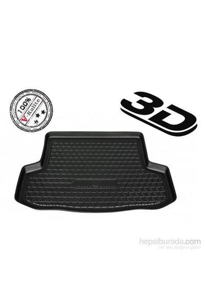 L.Locker Renault Clio 4 2012 Sonrası 3D Bagaj Havuzu