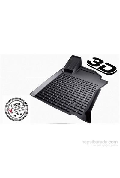 S-Dizayn S-Dizayn L.Locker Nissan Qashqai 2014 Sonrası 3D Havuzlu Paspas