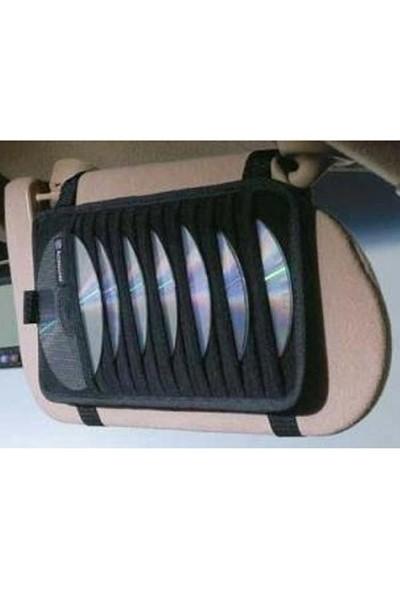 AutoCsi Oto cd lik (Güneşlik montajlı) 12553