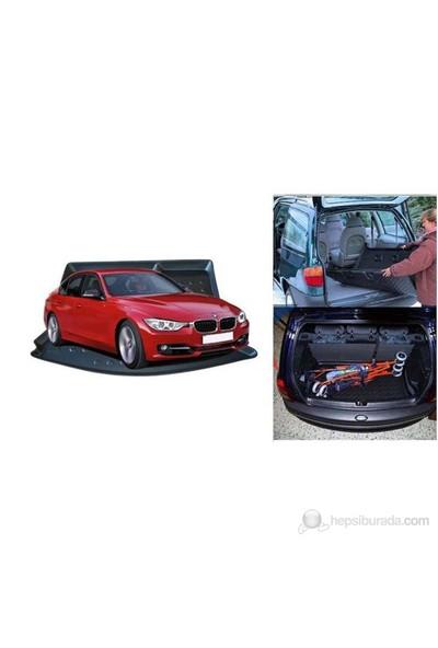 M-Flex SİYAH BMW 3 Serisi 2012>> (F30) Sedan Bagaj Havuzu 85h150