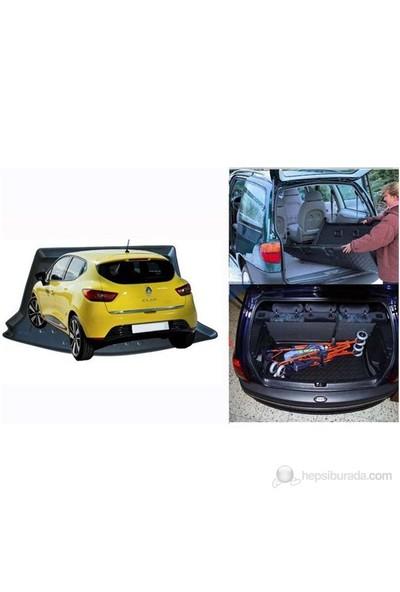 M-Flex SİYAH RENAULT CLIO 4 KASA 2012>> HB Bagaj Havuzu 85h157