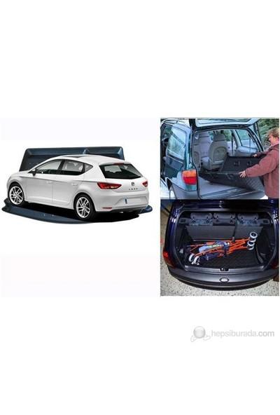 ModaCar M-Flex SİYAH SEAT LEON HB 2013 >> Bagaj Havuzu 85h165