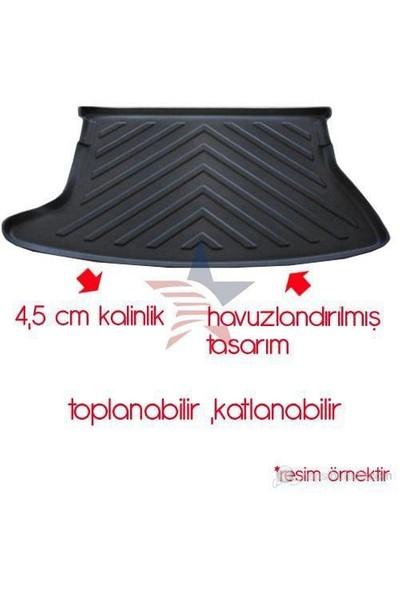 ModaCar M-Flex SİYAH RENAULT Captur Bagaj Havuzu 85h185