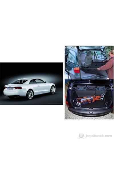 ModaCar M-Flex SİYAH AUDI A5 Coupe Bagaj Havuzu 85h192