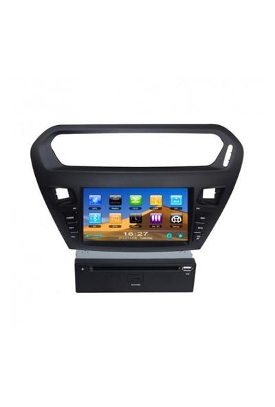 Avgo Peugeot 301 Navigasyon Dvd Multimedya Cihazı