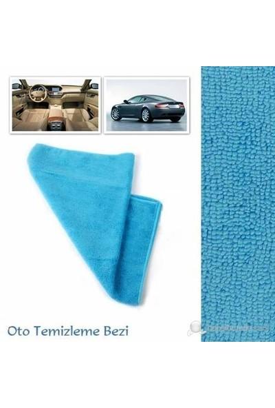 Autocsi Havlu Tip Mikrofiber Temizlik ve Kurulama Bezi 50x60 cm 20240