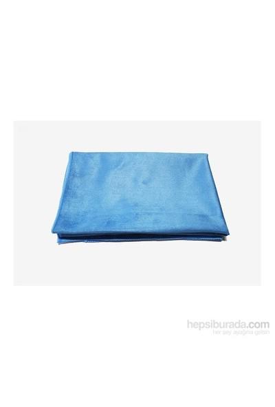 AutoCsi Suff 50x70 cm Parlatma Kadifemsi Yapı-Mavi- Microfiber Bez