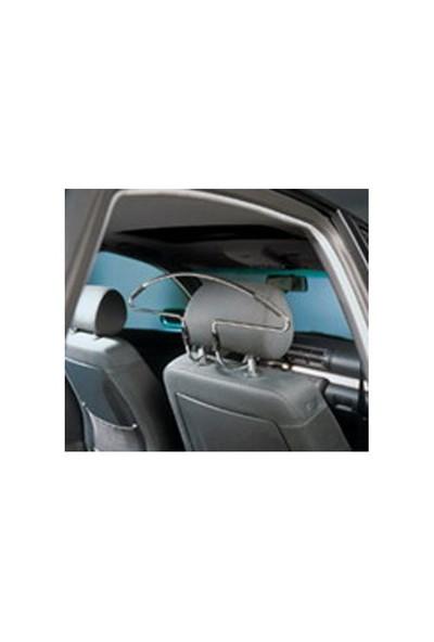 Dreamcar Koltuk Arkası Ceket Askısı Krom Kaydırmaz Yüzeyli 33320
