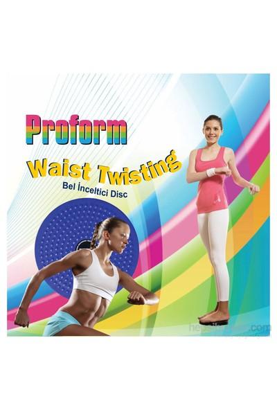 Proform Waist Twister&Bel İnceltici Disk
