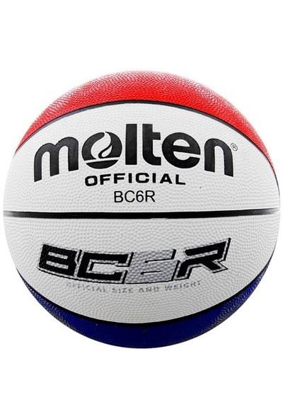 Molten Basketbol Topu No:6 BC6R2-T/W/R/B