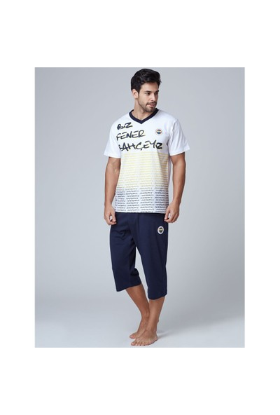Fenerium Pijama Takımı 8263