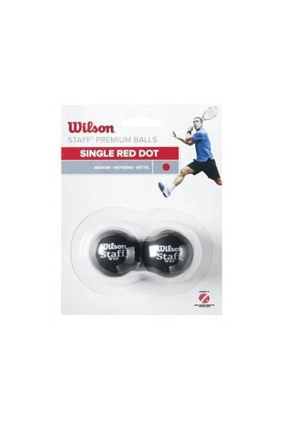 Wilson Wrt 617700 2 Lı Kırmızı Staf Squ.Topu