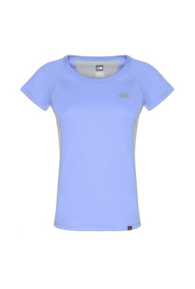 The North Face Maneuver Tee Eflatun Kadın T-Shirt T0A3W2H9E