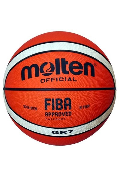 Molten BGR7-OI FIBA Onaylı Kauçuk 7 No Basketbol Topu