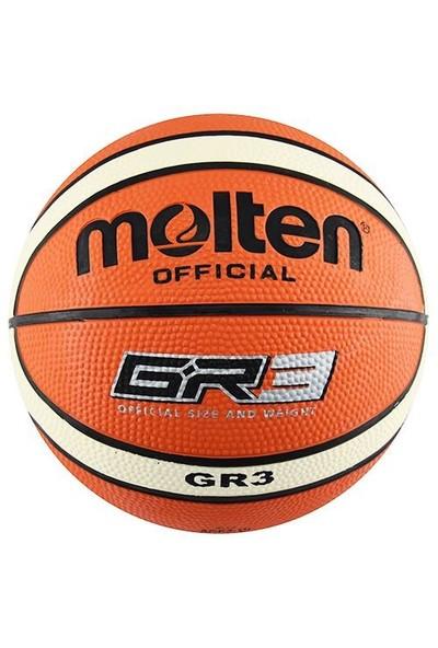 Molten Kahverengi Basketbol Topu Bgr3-Oı Basketbol Topu