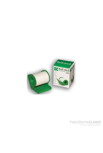 Roll Med Hipoalerjenik Nonwoven Tıbbi Flaster 5Cm X 5M