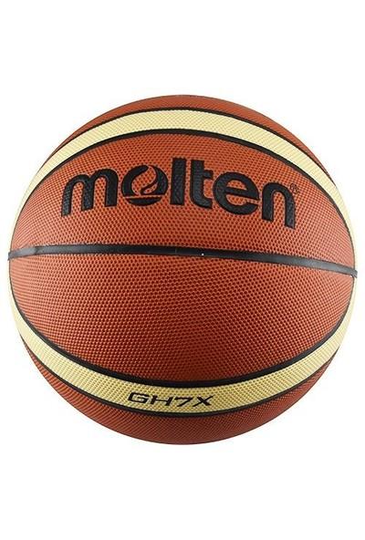 Molten Bgh7x Deri 7 No Basketbol Topu