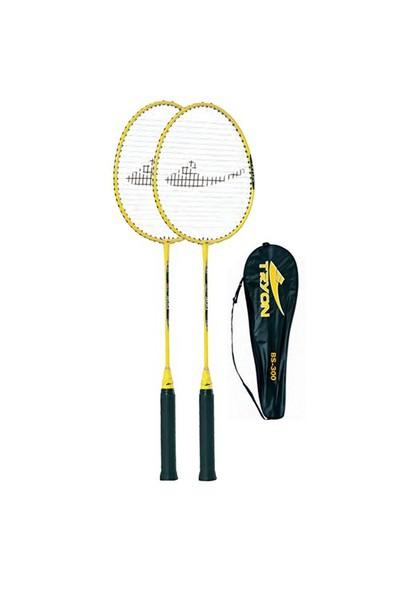 Tryon 2 Raket Alüminyum Badminton Raket Seti