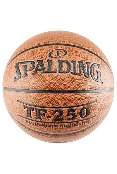 Spalding Basketbol Topu TF-250 ALL Surf N:7 Comp Bb (74-531Z)