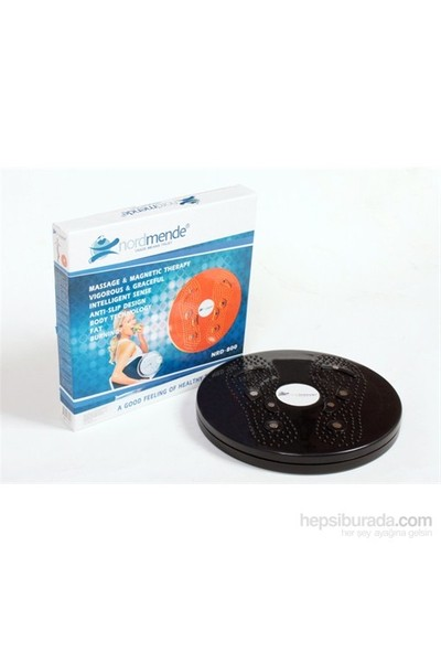 Nordmende twist Disk Spor Aleti NRD 800