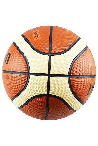 Molten Gl6x Fıba Onaylı Deri 6 No Basketbol Maç Topu