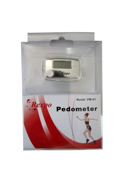 Rexpo PM-01 Pedometre ( Adımsayar )