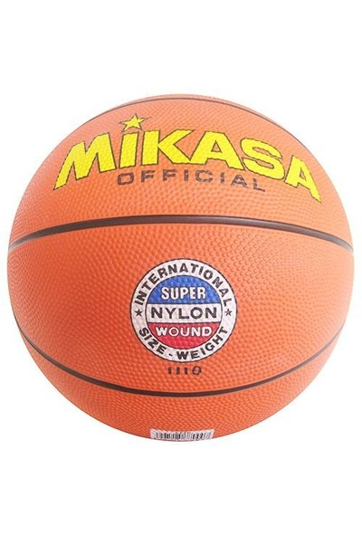 Mikasa 1110 Kauçuk 7 No Fıba Onaylı Basketbol Topu