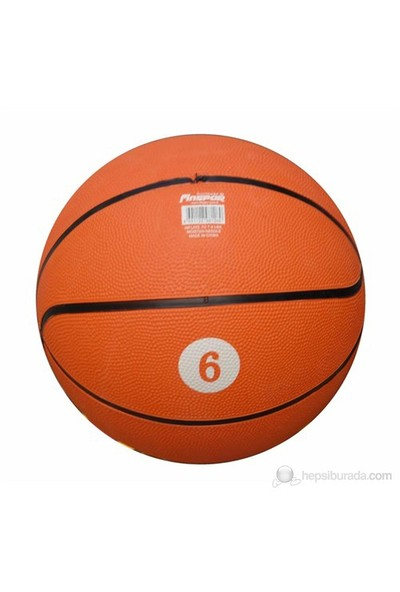 Mitsuka College 10 Turuncu Basketbol Topu 8 panel No:6