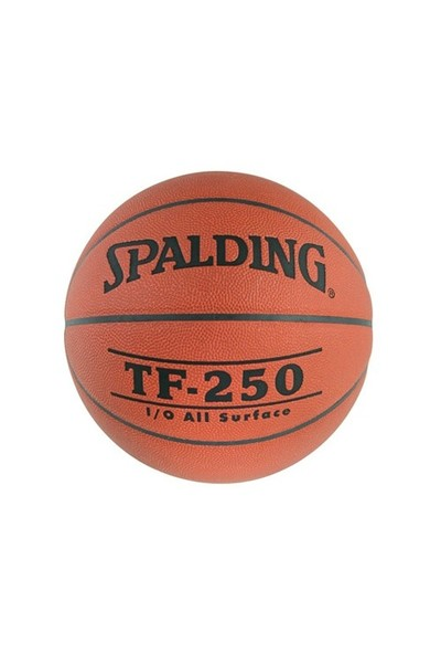 Spalding Basketbol Topu TF-250 All Surf N:5 Comp Bb 74-537Z (27.5) (64-471Z)