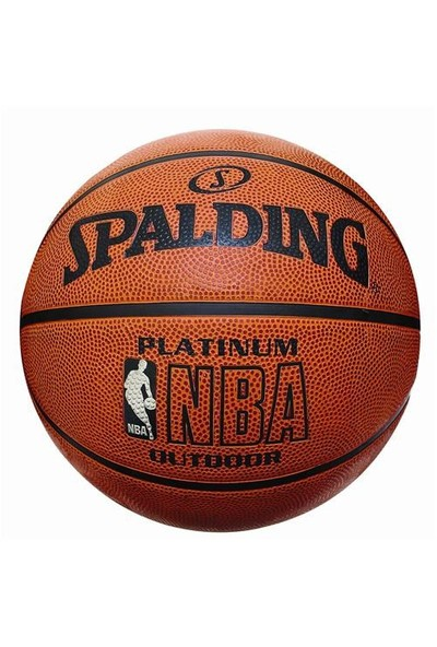 Spalding Basket Topu NBA Platinum Outdoor 73-304 (63-758Z) No:7