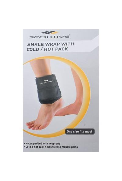 Sportive Sıcak-soğuk Paketli Ayak Bilekliği 5187