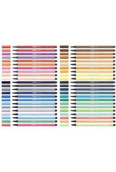 Stabilo Pen 68 Florasan Renk Keçeli Kalem (68/24) Limon Sarısı