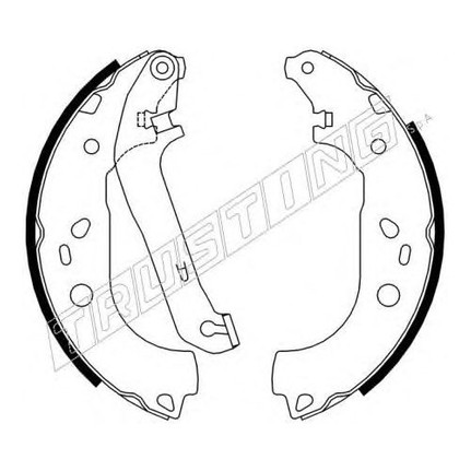 Bosch Brake Pad And Spare Parts For Ford Car Trucks
