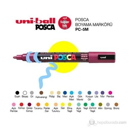 Uni Posca Boyama Markörü 5m 1li Pc 5m Fiyatı