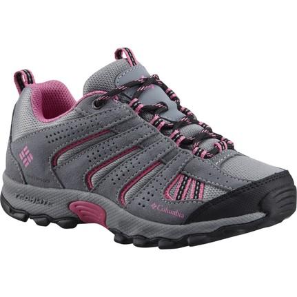 Columbia BY2855-036 Gri Waterproof Kadın Ayakkabı