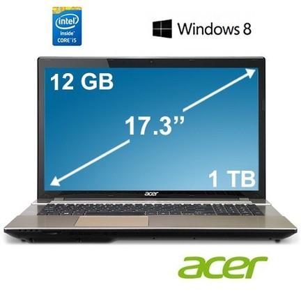 Acer NC-V3-772G-5420121TMAMM Driver PC