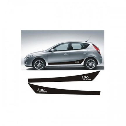 Sticker Masters Hyundai I30 Ve I20 Yan şerit Fiyatı