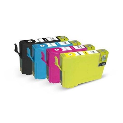 Epson T1294 Uyumlu Sarı Kartuş (Dolu) - (Tek Kullanımlık)