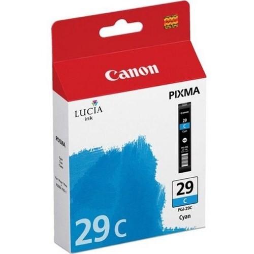 Canon PGI-29C Mavi Mürekkep Kartuş