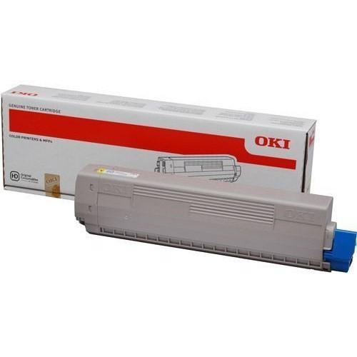 Okı 44844506 Okı C831/C841 Model Kırmızı Toner 10.000 Sayfa