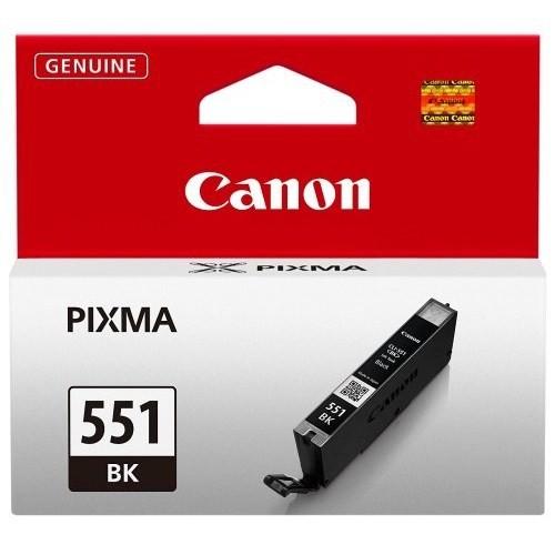 Canon CLI-551BK Siyah Mürekkep Kartuş