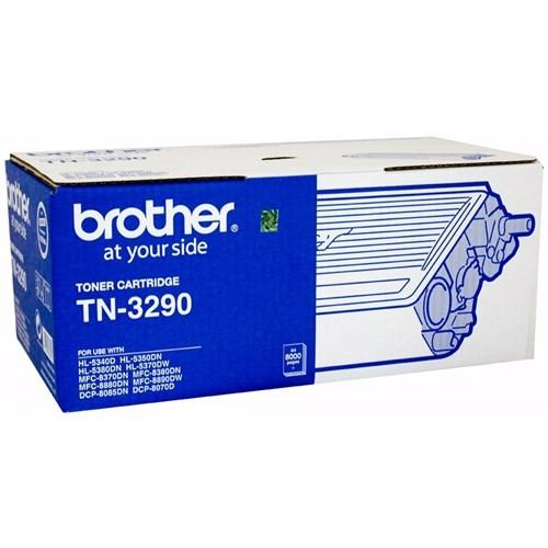 Brother TN-3290 8000 Sayfa Kapasiteli Siyah Toner